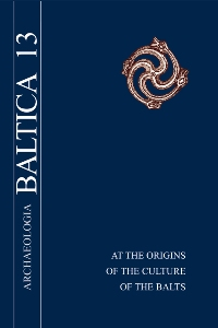 Archaeologia Baltica, Vol. 13