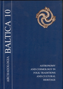 Archaeologia Baltica, Vol. 10