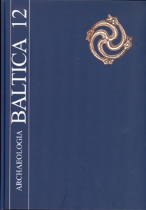 Archaeologia Baltica, Vol. 12