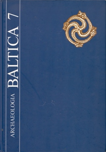 Archaeologia Baltica, Vol. 7