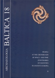 Archaeologia Baltica, Vol. 18