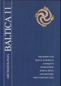 Archaeologia Baltica, Vol. 11