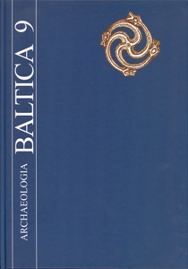 Archaeologia Baltica, Vol. 9
